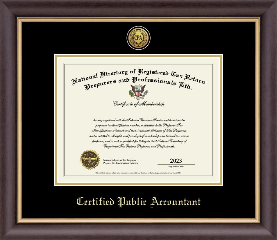 Ptin Certificate Of Membership For John M Lyristakis Cpacgma